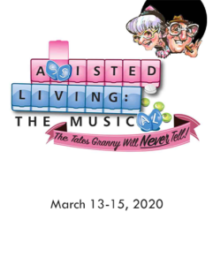 Assisted Living: The Musical @ The Ritz Theatre
